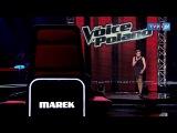 "The Voice of Poland - Natalia Sikora - ""Cry Baby"