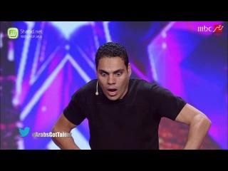 Arabs Got Talent - عمرو عمروسي - مصر ���� ���� ����