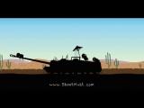 Мультик про World Of Tanks. Истории танкистов. Т95.
