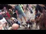 Матрешка для вождя племени Дани (Папуа)