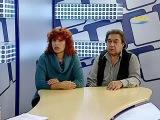 Одесские моржи Оля и Коля на телеканале
